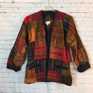 Artesania POP WUH cotton quilted jacket